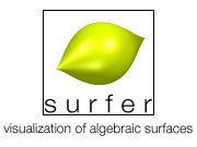 Surfer - Aktuelle Version